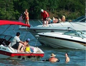 boating accident law